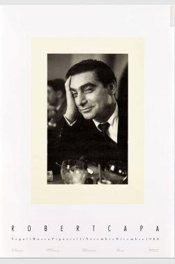 Offset lithograph Poster: CAPA Robert